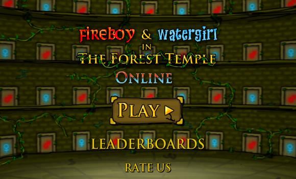 Fireboy and Watergirl Ekran Görüntüleri - 1