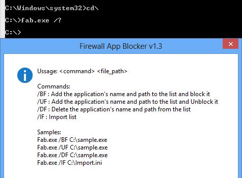Firewall App Blocker Ekran Görüntüleri - 3
