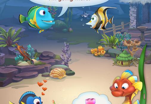 Fishdom: Deep Dive Ekran Görüntüleri - 4