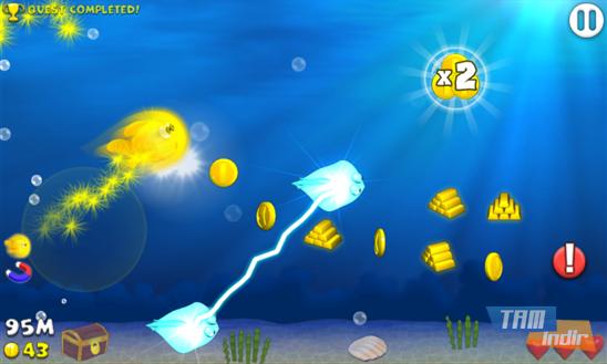 Fishy Rush Ekran Görüntüleri - 1