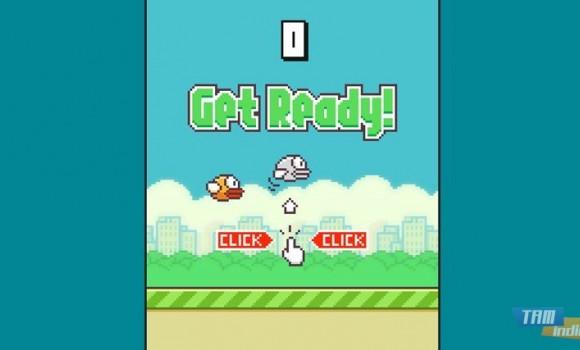 FlappyBirds Free Ekran Görüntüleri - 1