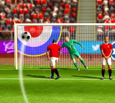 Flick Soccer 17 Ekran Görüntüleri - 4
