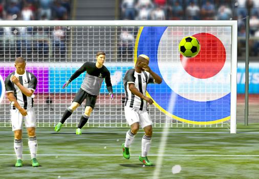 Flick Soccer 17 Ekran Görüntüleri - 1