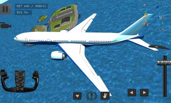 Flight Simulator : Plane Pilot Ekran Görüntüleri - 5