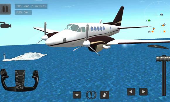 Flight Simulator : Plane Pilot Ekran Görüntüleri - 2