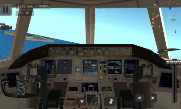 Flight Simulator : Plane Pilot Ekran Görüntüleri - 3