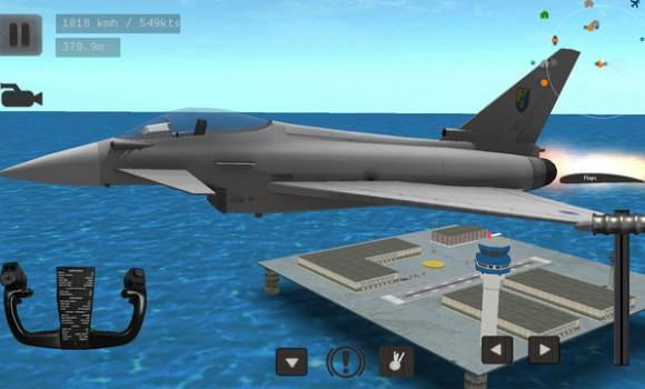 Flight Simulator : Plane Pilot Ekran Görüntüleri - 1