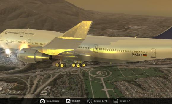 Flight Unlimited 2K16 Ekran Görüntüleri - 2