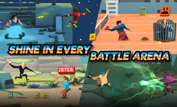 Fling Fighters Ekran Görüntüleri - 4