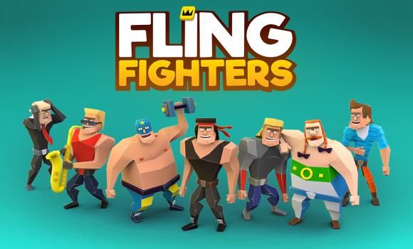 Fling Fighters Ekran Görüntüleri - 1