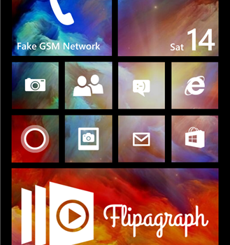 Flipagraph Ekran Görüntüleri - 1