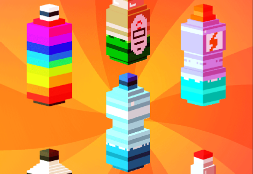 Flippy Bottle Extreme! Ekran Görüntüleri - 3