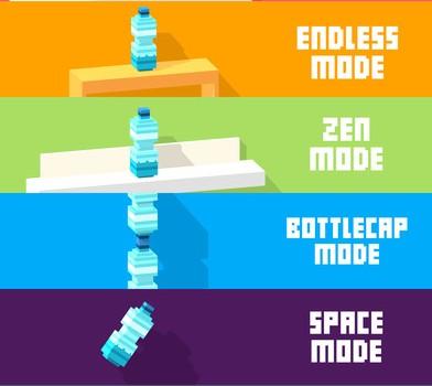 Flippy Bottle Extreme! Ekran Görüntüleri - 1