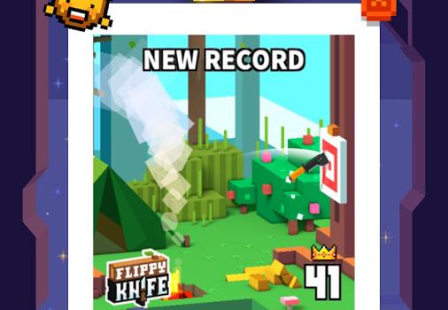Flippy Knife Ekran Görüntüleri - 3