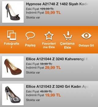 FLO Ayakkabı Ekran Görüntüleri - 1