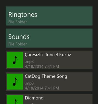 Folders Beta Ekran Görüntüleri - 2