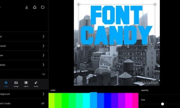 Font Candy Ekran Görüntüleri - 2