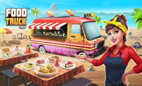 Food Truck Chef Ekran Görüntüleri - 1