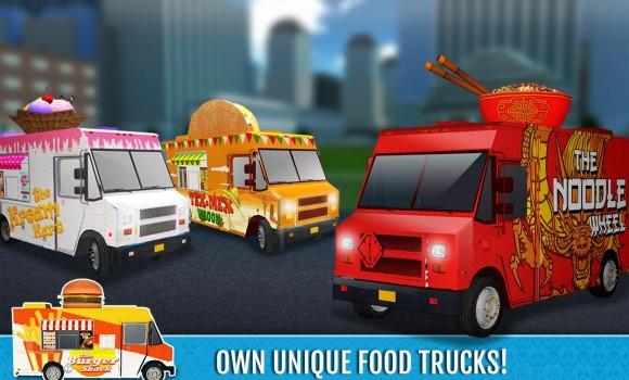 Food Truck Rush Drive & Serve Ekran Görüntüleri - 3