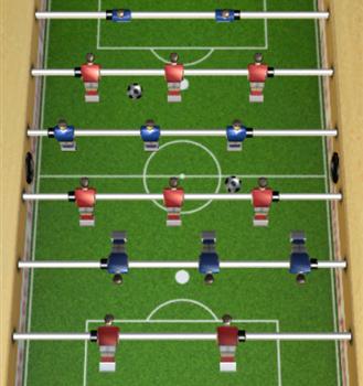 Foosball 3D Free Ekran Görüntüleri - 4