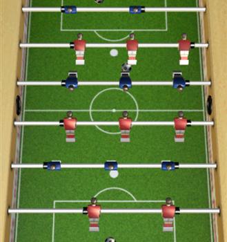 Foosball 3D Free Ekran Görüntüleri - 3