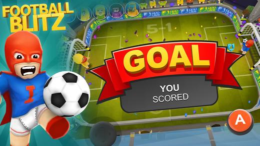 Football Blitz Ekran Görüntüleri - 5