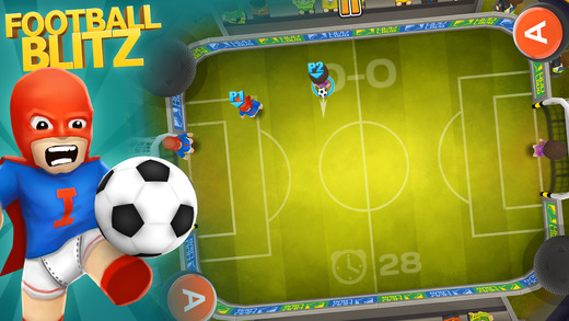 Football Blitz Ekran Görüntüleri - 3