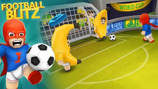 Football Blitz Ekran Görüntüleri - 2