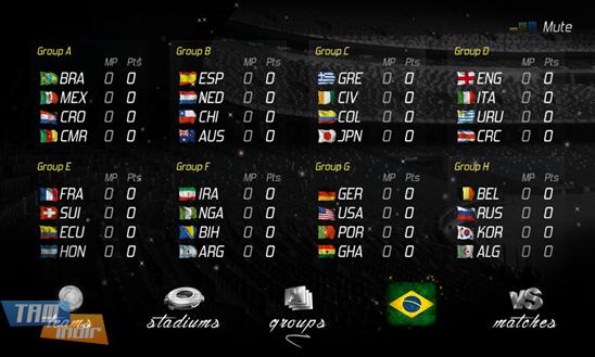 Football Gala Brazil Ekran Görüntüleri - 2