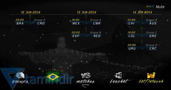 Football Gala Brazil Ekran Görüntüleri - 1