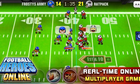Football Heroes Online Ekran Görüntüleri - 5