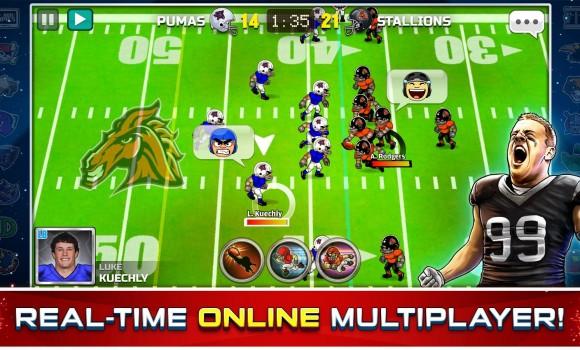 Football Heroes Pro Online Ekran Görüntüleri - 1