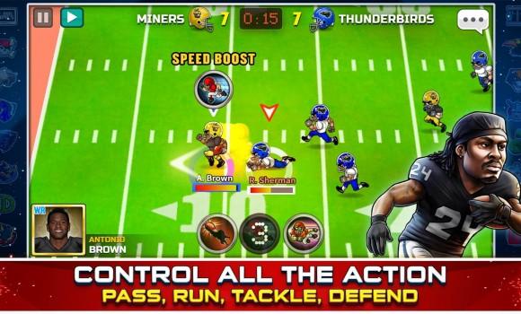 Football Heroes Pro Online Ekran Görüntüleri - 3