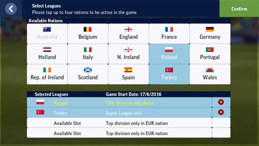 Football Manager Mobile 2017 Ekran Görüntüleri - 4