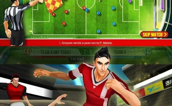 Football Saga Fantasista Ekran Görüntüleri - 4