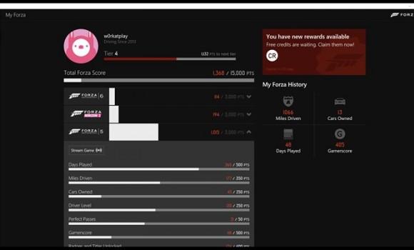 Forza Hub Ekran Görüntüleri - 4