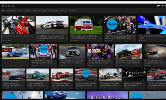 Forza Hub Ekran Görüntüleri - 3