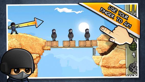 Fragger Desert Strike Ekran Görüntüleri - 2