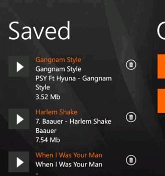 Free MP3 Downloader Ekran Görüntüleri - 1