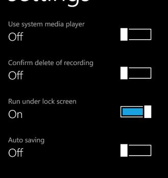 Free Recorder Ekran Görüntüleri - 1
