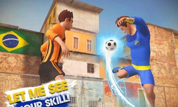 Freestyle Football 3D Ekran Görüntüleri - 4