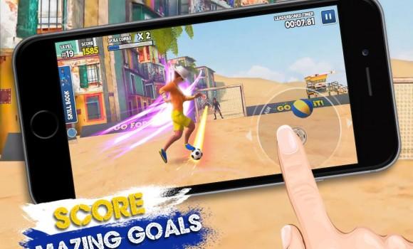 Freestyle Football 3D Ekran Görüntüleri - 3