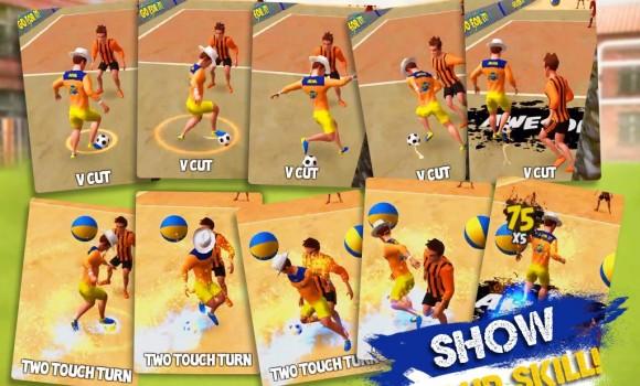 Freestyle Football 3D Ekran Görüntüleri - 2