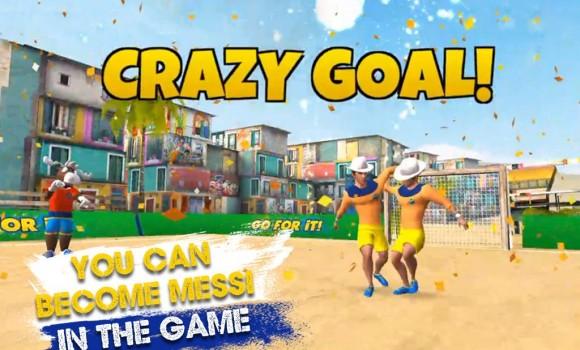 Freestyle Football 3D Ekran Görüntüleri - 1