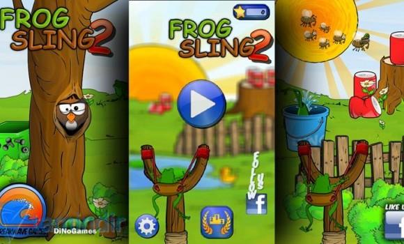 FrogSling 2 Ekran Görüntüleri - 5