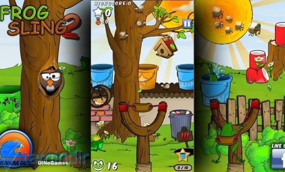 FrogSling 2 Ekran Görüntüleri - 3