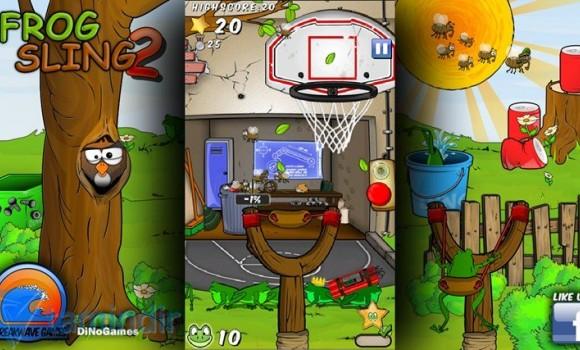 FrogSling 2 Ekran Görüntüleri - 2