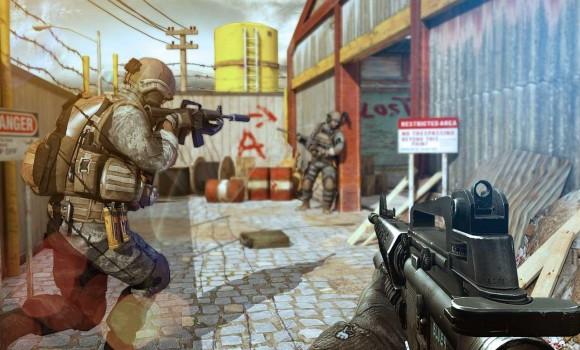 FrontLine Fury: Grand Shooter Ekran Görüntüleri - 5