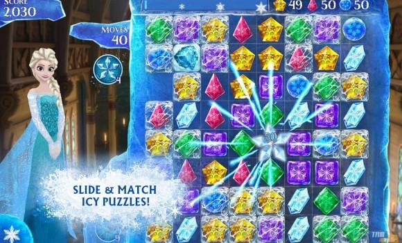 Frozen Free Fall Ekran Görüntüleri - 3