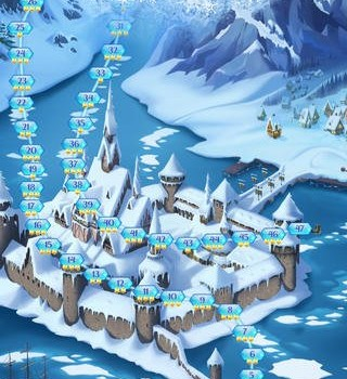 Frozen Free Fall Ekran Görüntüleri - 2